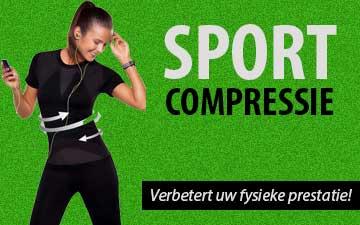 Sportcompressiekousen