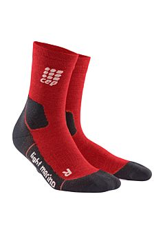 CEP dynamic+ Outdoor Light mid-cut sock