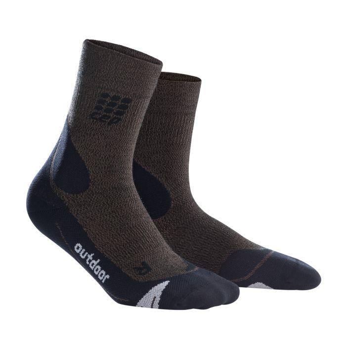 CEP dynamic+ outdoor merino mid-cut socks