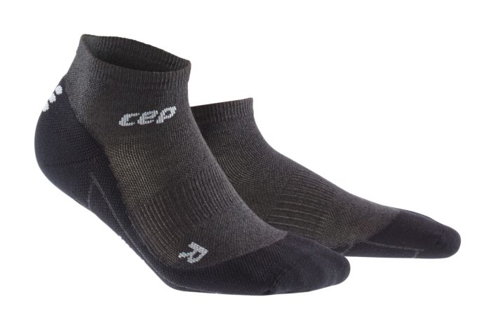 CEP dynamic+ merino low-cut socks