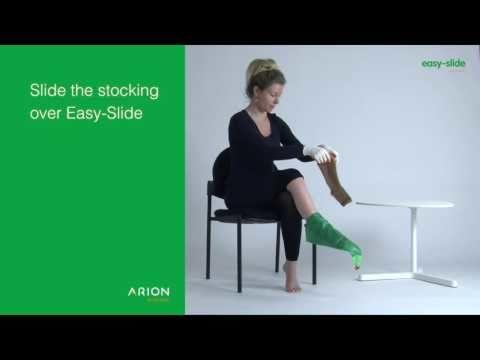Easy Slide Aantrekhulp