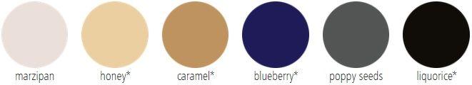 gilofa style kleuren